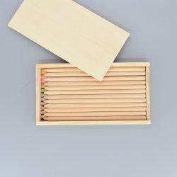 7 بوصة 12 [بكس] [فسك] يقود برنامج خشبيّة لون قلم في [ووودن بوإكس] [برينتبل]
