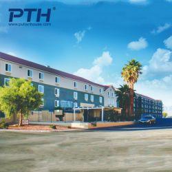 Design personalizado de Estrutura de aço Prefab luxuoso hotel em Las Vegas