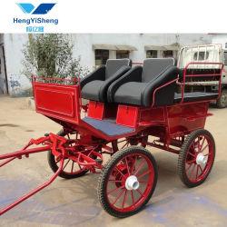 Высокое качество марафон лошадь тележки/каретки с 4 колеса для продажи