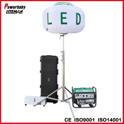 1000 Вт портативный баллон LED YAMAHA фонаря освещения двигателя в корпусе Tower