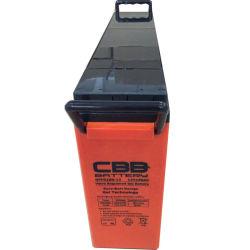 Borne d'accès avant Batterie Gel 12V180AH180-12 Npfg Telecom batterie gel pour la communication de la station de base