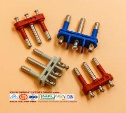 L'Italie 3 broches du connecteur électrique Insert/Imq AC Fiche d'alimentation Insérer la vis 16A