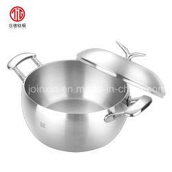 Commerce de gros Set de Cuisson titane Multi-Funcation vaisselle Stock Soupière
