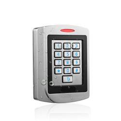 À prova autônomo Leitor de controle de acesso de RFID com teclado (U10)