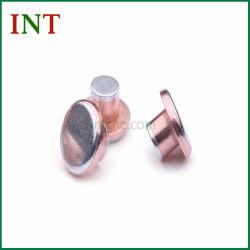 Cambiar las piezas de plata Agcdo Cadmio contactos eléctricos