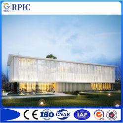 Estructura de acero de la luz Listo prefabricados de acero de construcción el edificio del Hotel
