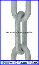 G80 de la cadena de amarre de carga de alta calidad con certificado de CCS