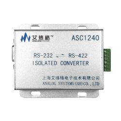 Convertisseur isolé industrielle pour les données de la Conversion entre RS232 et RS485/422