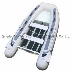 Оформлена CE C дизайн 12FT двойной корпус из алюминия надувные ребра 360 судна