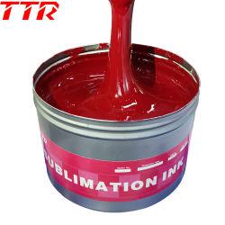 TTR Classic Series tan modelo L sublimación de tinta para la máquina de impresión Offset de Calidad