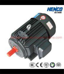 낮은 전압 고성능 특별한 삼상 비동시성 감응작용 AC 전기 전기 모터를 감는 Squirrel-Cage 무쇠 구리