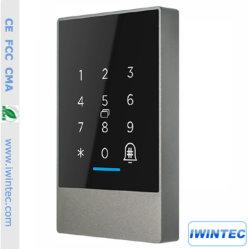El control de acceso Bluetooth Smart cerradura de puerta de vidrio