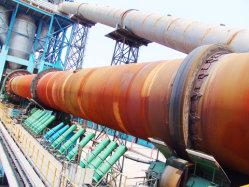Níquel laterítico Redução de fundição Forno Rotativo / contactor rotativo Sinterização Forno de calcinação / de minério de ferro por torrefacção Forno de Cal