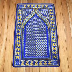 Мусульманских паломников молитвы одеяло в Hui мечеть молитвы коврик Коврик Non-Slip