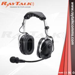 La reducción de ruido los auriculares con micrófono Metal