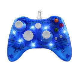 O xBox360, Gamepad Gamepad para xBox 360, Porta Com fio USB, PC Comatible também, com vibração, 3 Modo de iluminação LED