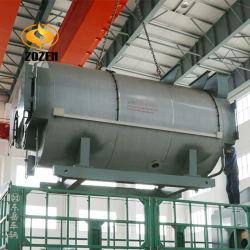 Verwarmingssysteem van het Hete Water van de Boiler van het Gas van Wns het Oliegestookte