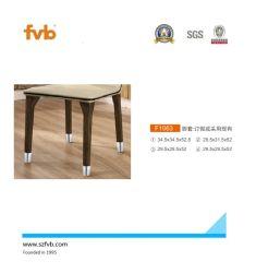 Protector de la planta de aleación de zinc sofá silla mesa pies de la pierna Caps