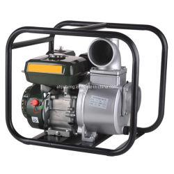 Бензин Engien 3 дюйма водяного насоса для сельскохозяйственных ирригационных систем очистки сточных вод