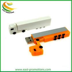 Logo personnalisé Chariot de mémoire flash USB Flash Drive pour les cadeaux promotionnels
