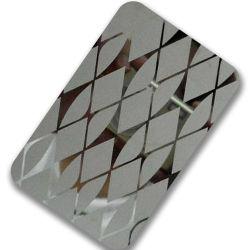 Китай на заводе наружного зеркала заднего вида из нержавеющей стали Anti-Finger печати используется стальной лист металла