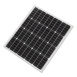 200W Моно Monocrystalline Ctystalline полиэстер полупроводниковых фотоэлектрических солнечных домашних энергии панели