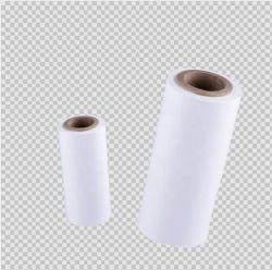 Recubierto de silicona de doble cara liberación de papel kraft blanco
