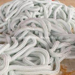 熱絶縁体の編まれたガラス繊維ロープ