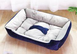 Venda por grosso novo design de elevada qualidade suave de luxo cama de cão