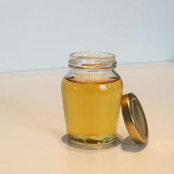 Honing de van uitstekende kwaliteit van de Opslag/Fles van het Glas van de Container van de Jam/van de Saus de Duidelijke
