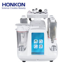 Hydro Honkon Professional microdermabrasion la dermabrasion micro-bulles Peel machine médicale