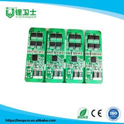 14.8V proteggono la batteria BMS dei circuiti 4s 7A per l'indicatore luminoso di via solare