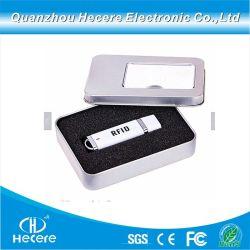 Высокопроизводительный портативный 13.56Мгц RFID считыватель смарт-карт