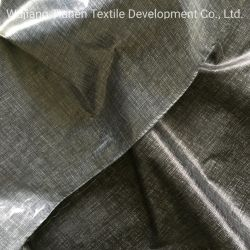 des Polyester-400t dünnes Polyester-Gewebe Taft-des Gewebe-20d ultra mit Downproof Beschichtung für unten Umhüllungen