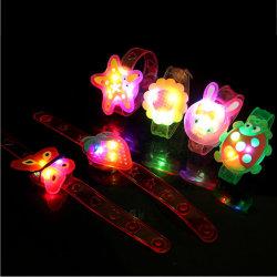LED clignotant Bracelet Bangle Bracelet enfant Les enfants des jouets pour Noël