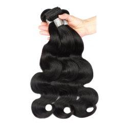 I capelli umani del corpo del Virgin brasiliano dell'onda impacchettano la tessitura dei capelli umani di modo di estensioni 10-30inch dei capelli