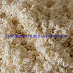 Silício policristalino íon secas de resina de troca para Disproportionation e Anti-Disproportionation de Dichlorodihydrosilicon