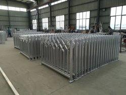 Route de l'aluminium rambarde/Jardin/Aire de jeux de clôture de la clôture de pliage