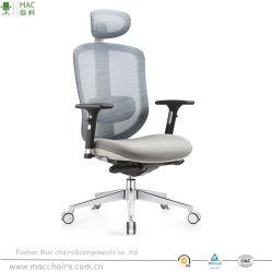 La plupart des chambres confortables meilleur maillage exécutif pivotante ergonomique chaise de bureau
