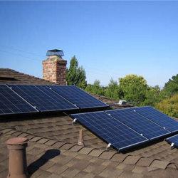 Fuera de la Red de Almacenamiento de Energía Solar Sistema Solar 3kw para el hogar y el uso comercial