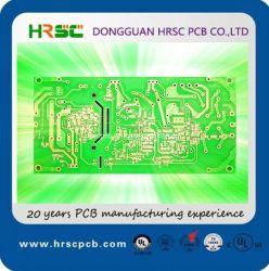 Amplificador de 94V0 de tronco placa PCB de oro de inmersión