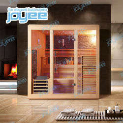 Zaal van de Sauna van Joyee de Hete Verkopende Houten Mini voor Gezond