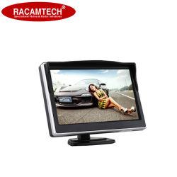 """Haute Résolution Ecran couleur LCD TFT 5"""" de rétroviseur 12V/DVD/bus/voiture camion/Comercial de surveiller les vidéos"""