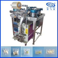 Apparatuur van de Verpakkende Machines van het Deeltje van het Metaal van het Voedsel van de fabriek de Directe Plastic Metende Verzegelende