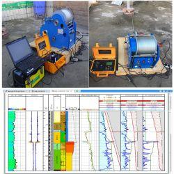 井戸の記録装置、試錐孔の、記録する、ガンマ線電気自動記録器記録する、抵抗健康な自動記録器、井戸の記録のツール記録
