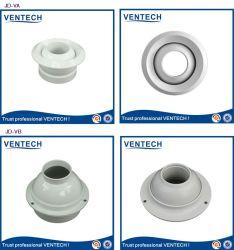 Outils de CVC Adujstable Grille d'air de ventilation rondes diffuseur Jet