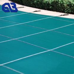 Coperchio Anti-UV della piscina di figura del coperchio libero di sicurezza pp per qualsiasi tessuto del coperchio del raggruppamento del raggruppamento 100% pp
