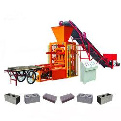 Qtj4-26 het Beste Concrete Blok die van de Prijs Machine maken