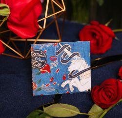Tarjetas de Regalo papel de las tarjetas de felicitación Tarjetas de regalo vacaciones Venta al por mayor fabricante chino