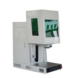Commerce de gros Hot Sale Certification Ce machine de marquage au laser à fibre avec un couvercle de sécurité